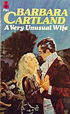 A Very Unsual Wife by Barbara Cartland