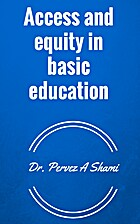 Access And Equity In Basic Education by…
