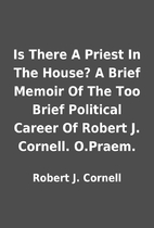 Is There A Priest In The House? A Brief…
