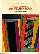 Programming and its applications : using IBM…