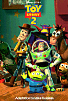 Toy Story 2 Junior Novel Book Club Edition…