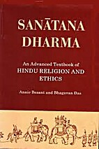 Sanātana-Dharma : an advanced text-book of…