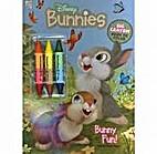 Disney Bunnies: Bunny Fun! (Coloring &…