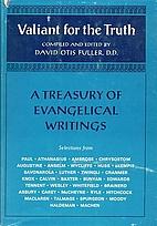 Treasury of Evangelical Writings by David…