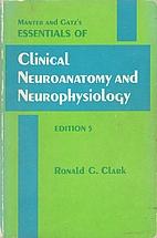 Manter and Gatz's Essentials of clinical…