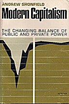 Modern Capitalism: The Changing Balance of…