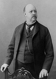 Author photo. 1894 photograph (LoC Prints and Photographs, LC-USZ62-89505)