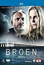 Broen - Sesong 1 (3 disc) (Blu-ray)