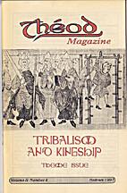 Theod Magazine Vol. IV Number 4 Hallows 1997…