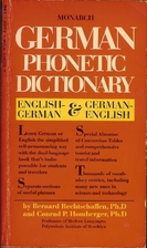 German Phonetic Dictionary: English-German &…
