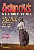 Asimov's Science Fiction: Vol. 39, No. 2…