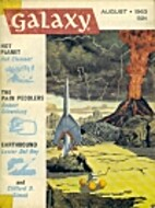 Galaxy Science Fiction 1963 August, Vol. 21,…
