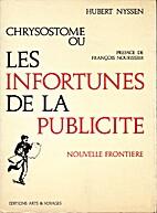 Chrysostome ou les infortunes de la…