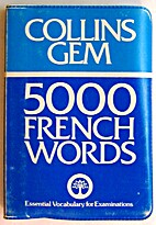 5000 French Words (Gem Dictionaries) by…