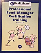 Professional food manager certification…