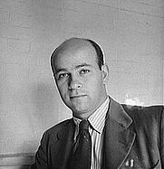 Author photo. Credit: Gordon Parks, Sept. 1942