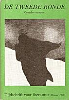De tweede ronde nummer 22 winter 1985 by De…