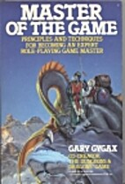 Master of the Game by Gary Gygax
