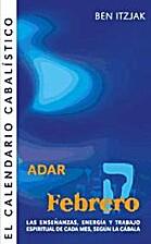 El Calendario Cabalistico. Adar. febrero by…