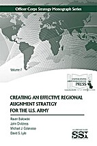 Creating an Effective Regional Alignment…