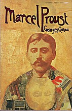Marcel Proust by Georges Cattaui