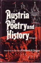 Austria in Poetry and History: Bilingual…