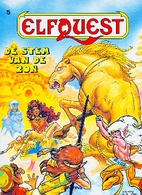 Elfquest vol 1 #05: Voice of the Sun by…