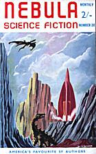 Nebula Science Fiction 30 by Peter Hamilton