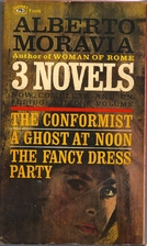 Three Novels by Alberto Moravia by Alberto…