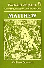 Portraits of Jesus: Matthew a Contextual…