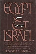 Egypt and Israel by Howard Sachar