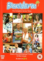 Benidorm. The complete series three by Sandy…