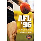 AFL '96: The Official Guide to Australia's…