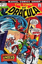 Tomb of Dracula # 11 by Marv Wolfman