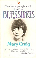 Blessings : an autobiographical fragment by…