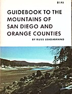 Guidebook to the mountains of San Diego and…