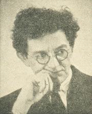 Author photo. John William Navin Sullivan