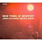 New Thing At Newport [audio recording] by…