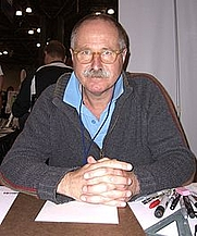 Author photo. <a href=&quot;http://it.wikipedia.org/wiki/Brian_Bolland&quot; rel=&quot;nofollow&quot; target=&quot;_top&quot;>http://it.wikipedia.org/wiki/Brian_Bolland</a>