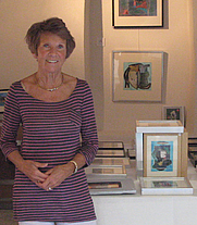 Author photo. Anke de Vries [credit: Spud3215 of Wikipedia]