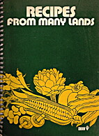Recipes from many lands by Dulcie James