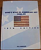 Who's Who in American Art, 1989-90,…
