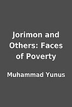 Jorimon and Others: Faces of Poverty by…