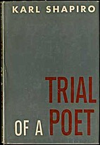 Trial of a poet : and other poems by Karl…