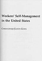 Workers' Self-Management in the United…
