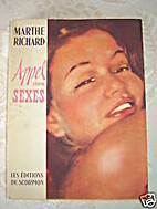 Appel des Sexes by Marthe Richard