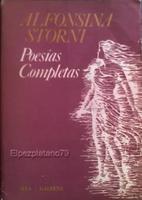 Poesias Completas by Alfonsina Storni
