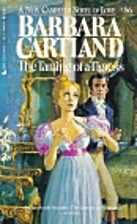 The Taming of a Tigress by Barbara Cartland