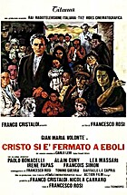 Christ Stopped at Eboli [DVD] by Francesco…