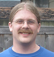 Author photo. Official author image
